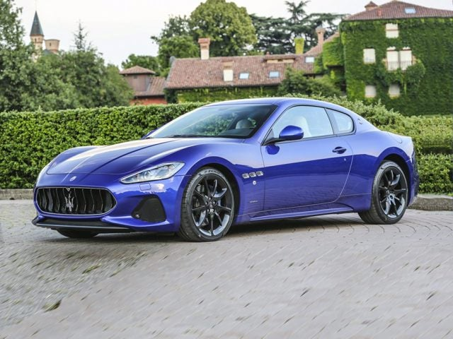 2018 maserati granturismo sport/mc somerville nj | flemington new
