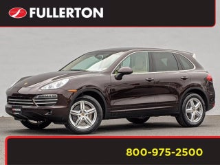 Used Porsche Cayenne Somerville Nj