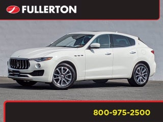 Used Maserati Levante Somerville Nj